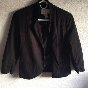 Bar III 3/4 Sleeve Blazer